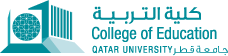 Logo of college of Education